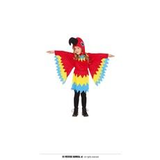 Papegaai Kostuum Coco Meisje