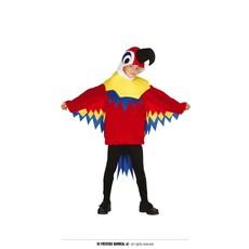 Papegaaien Kostuum Rocky Jongen