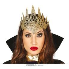Tiara Koningin Goud