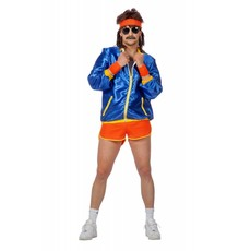 Retro disco 80's Outfit Heren Matthew