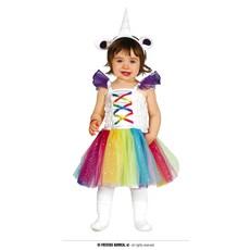 Jurkje Rainbow Eenhoorn Baby
