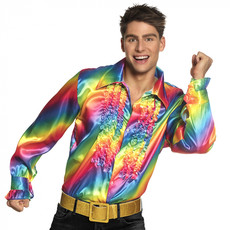 Party shirt rainbow