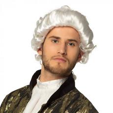 Barok pruik Mozart