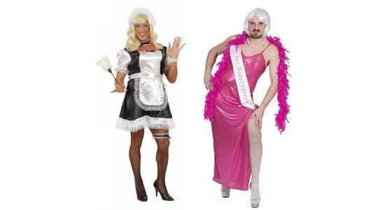 Travestiet kostuum