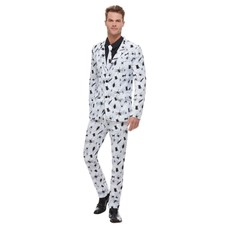 Insecten Suit Heren 3-delig