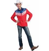 Linedancer Cowboy blouse