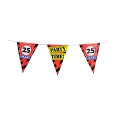Party Vlaggen - 25 Jaar