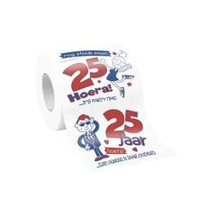 Toiletrol Bedrukt 25 Jaar