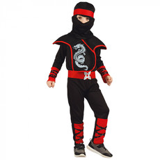 Kostuum Kind Ninja Draak