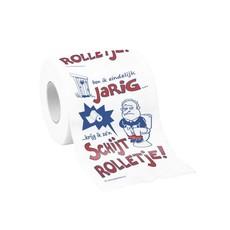 Toiletpapier Schijtrolletje