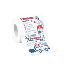 Toiletpapier Bedrukt Pensioen