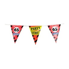 Party Vlaggenlijn - 65 Jaar