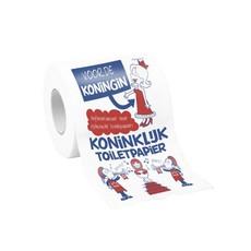 Koninklijk Toiletpapier - Koningin