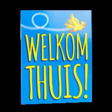 Surprise Card - Welkom Thuis