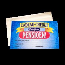 Pensioen Cadeau Cheque