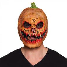 Latex Masker Pompoen Halloween