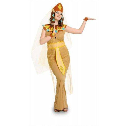 Egyptisch Cleopatra Kostuum 5-delig
