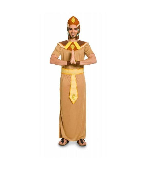 Egyptisch Farao Kostuum 5-delig
