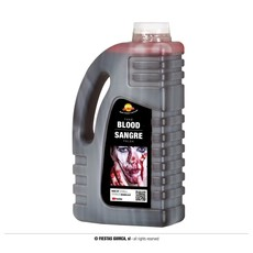 Fles Nepbloed 1 liter