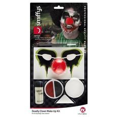 Make-Up Set Horrorclown Halloween