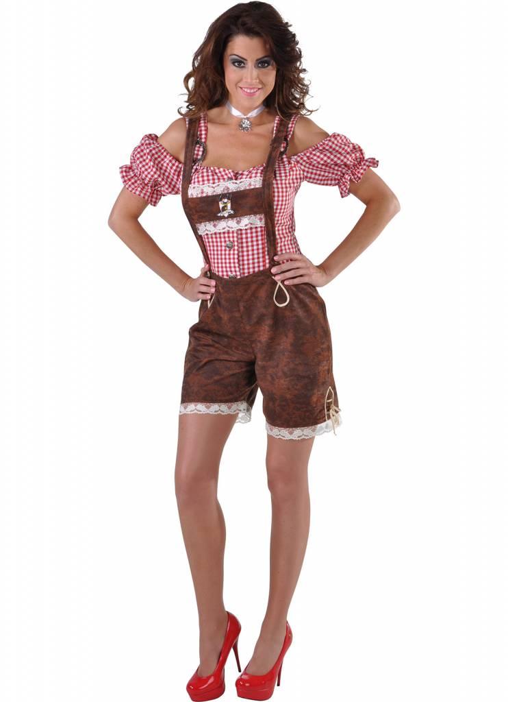 carnaval tiroler kleding
