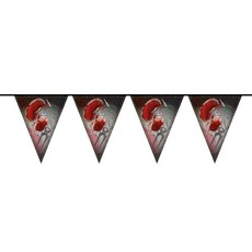 Vlaggenlijn Bloody Halloween 10m