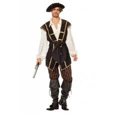 Piraten Heer elite bruin