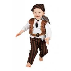 Baby piratenpakje