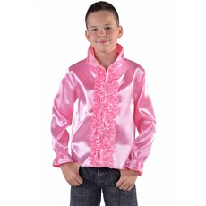 Disco blousje kind roze