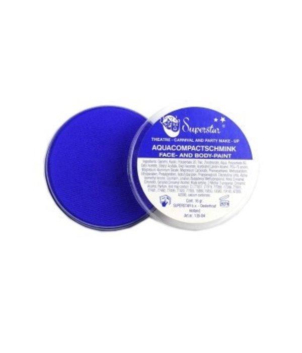 Aqua compactschmink donker blauw nr.043
