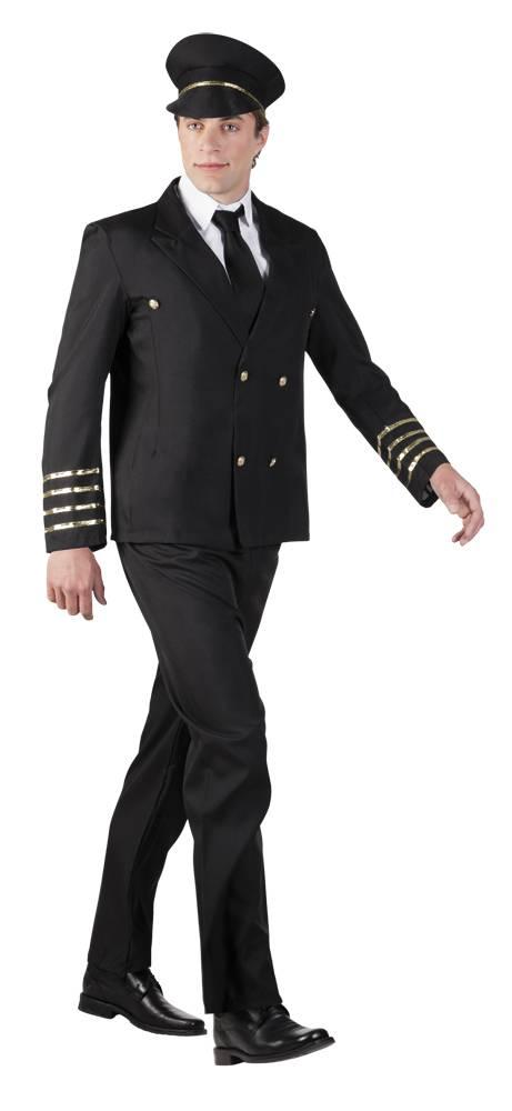Flight Captain piloten pak compleet
