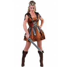 Gladiator dames kostuum elite
