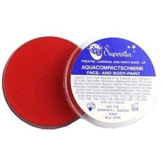 Aqua compactschmink rood 16gr nr.35