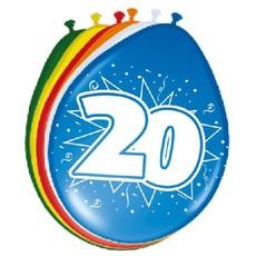 Ballonnnen '20' (8 st)