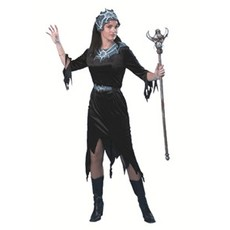 Griezeljurk vrouw 3-delig