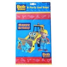 Uitdeelzakjes Verjaardag Bob de Bouwer