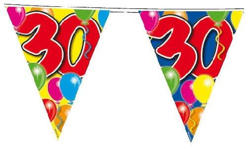 Vlaggenlijn leeftijd apos 30 apos