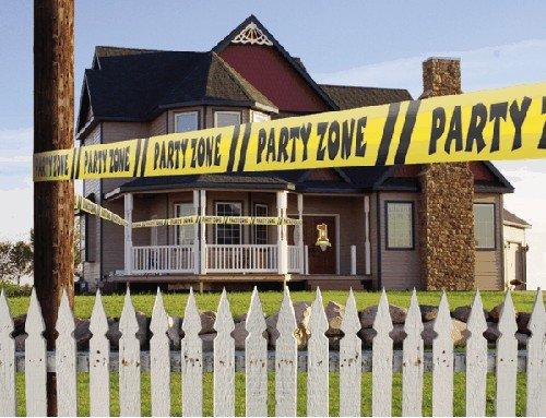 Afzetlint Party Zone