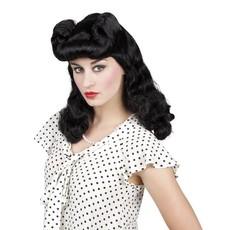Pruik Burlesque Annie