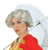 Pruik rococo vrouw
