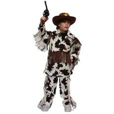 Cowboy kostuum Rodeo jongen 2-delig