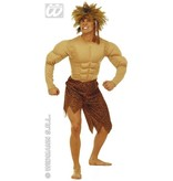 Carnavalspak Jungle man Tarzan kostuum