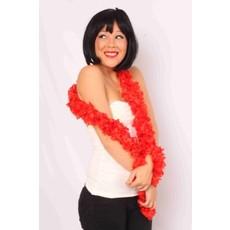 Boa sjaal rood