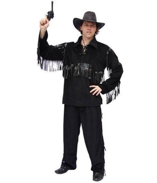Cowboy kostuum man