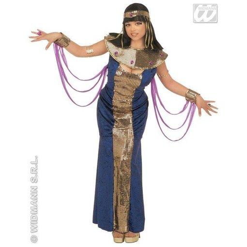 Cleopatra kostuum deluxe fluweel