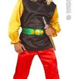 Asterix kostuum man