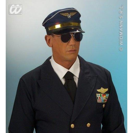 Pilotenhoed deluxe