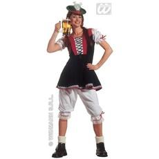 Beierse dame kostuum