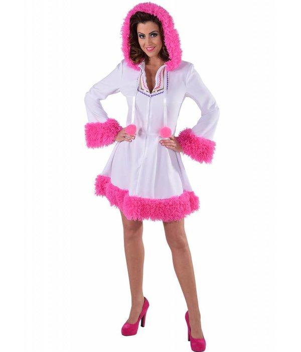 Sexy Eskimo pakje pink