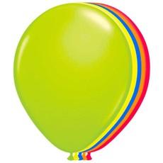 Neon Ballonnen 25cm - 8 stuks